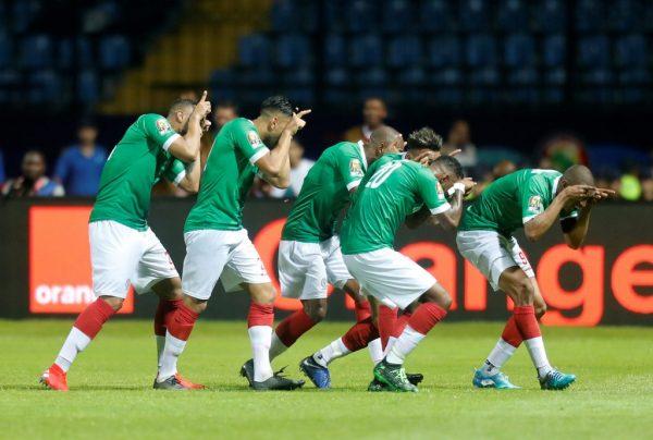 نتيجة وأهداف مباراة غينيا ضد مدغشقر بأمم أفريقيا 2019