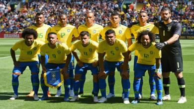 البرازيل ضد بيرو
