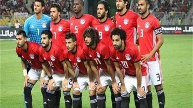 صورة مصر ضد غينيا.. منتخب الفراعنة ينهي الشوط الأول بالتقدم بهدف
