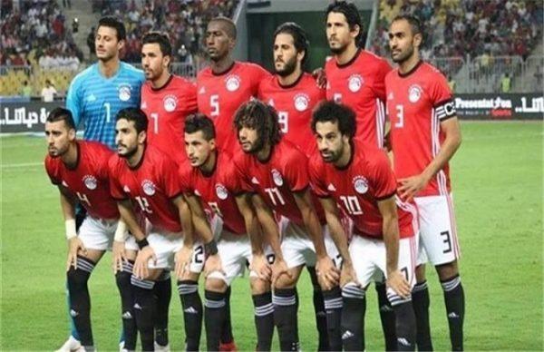 تشكيل مصر ضد تنزانيا