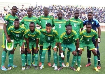 أمم أفريقيا 2019..القائمة النهائية لمنتخب موريتانيا