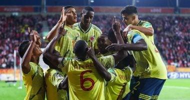 نتيجة وأهداف مباراة كولومبيا وباراجواي بكوبا أمريكا 2019