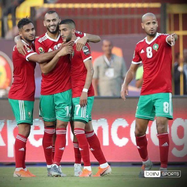 مشاهدة مباراة المغرب وكوت ديفوار بث مباشر 28-6-2019