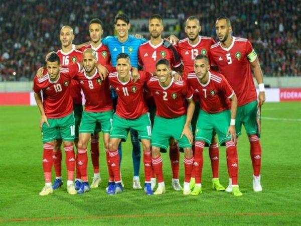 أمم أفريقيا 2019..تشكيل المغرب ضد ناميبيا