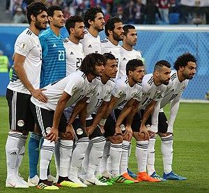 مصر ضد أوغندا.. الفراعنة بالطاقم الأبيض وحكم سنغالي