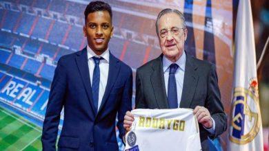 ريال مدريد يقدم لاعبه الجديد لوسائل الإعلام