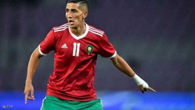 صورة أمم أفريقيا 2019..نجم المغرب: مستعد للتضحية من أجل المنتخب