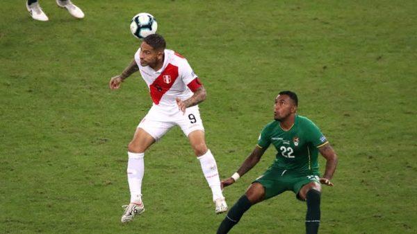 ملخص ونتيجة مباراة بيرو ضد بوليفيا في كوبا أمريكا