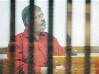 النيابة العامة توضح سبب وفاة محمد مرسي