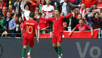 مباراة البرتغال وسويسرا.. ثلاثية رونالدو تضع البرتغال في نهائي دوري أمم أوروبا