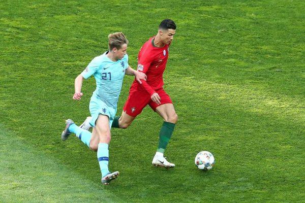 ملخص ونتيجة مباراة البرتغال ضد هولندا بدوري الأمم الأوروبية