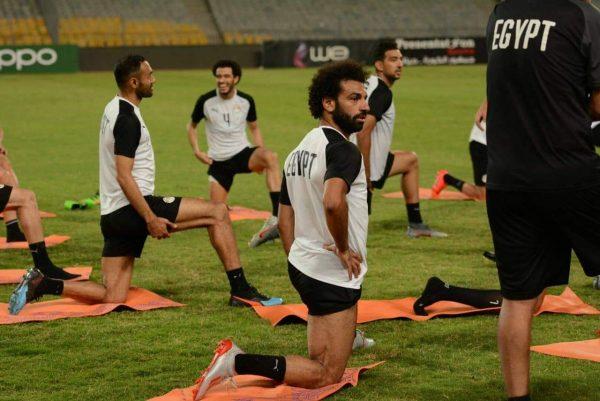 الكشري أول مطالب محمد صلاح في معسكر المنتخب