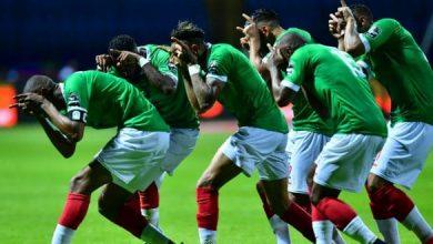 صورة ملخص ونتيجة مباراة مدغشقر ضد بوروندي في أمم أفريقيا 2019