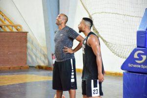 وائل بدر مع تيريل ستوجلين
