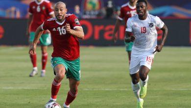 Photo of نتيجة مباراة المغرب وناميبيا بكأس الأمم الأفريقية 2019