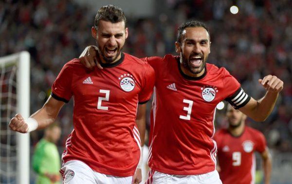 شاهد هدف أحمد المحمدي في مباراة مصر والكونغو الديمقراطية