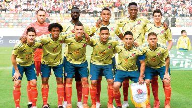 مشاهدة مباراة كولومبيا وباراجواي بث مباشر 23-6-2019