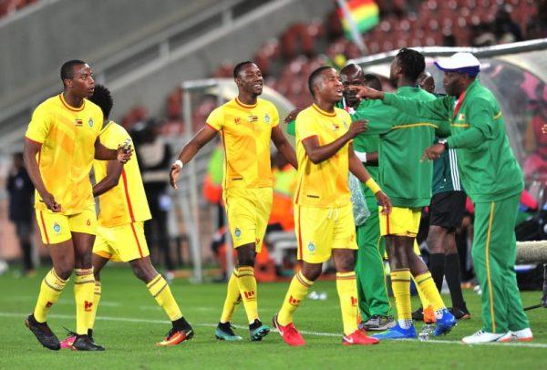 مصر ضد زيمبابوي.. التشكيل الرسمي لزيمبابوي أمام الفراعنة