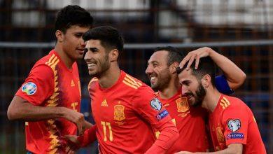 مشاهدة مباراة إسبانيا والسويد بث مباشر 10-6-2019