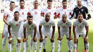 ملخص وأهداف مباراة الأردن ضد سلوفاكيا