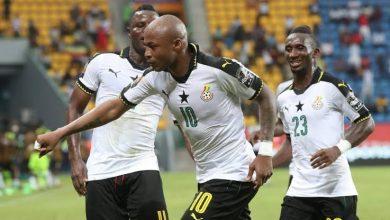 أمم أفريقيا 2019.. تعرف على قائمة غانا النهائية للكان