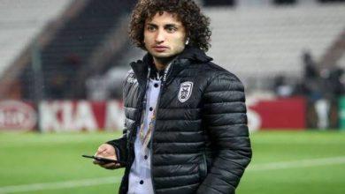 صورة تخفيض عقوبة عمرو وردة.. استبعاده من مباريات الدور الأول فقط