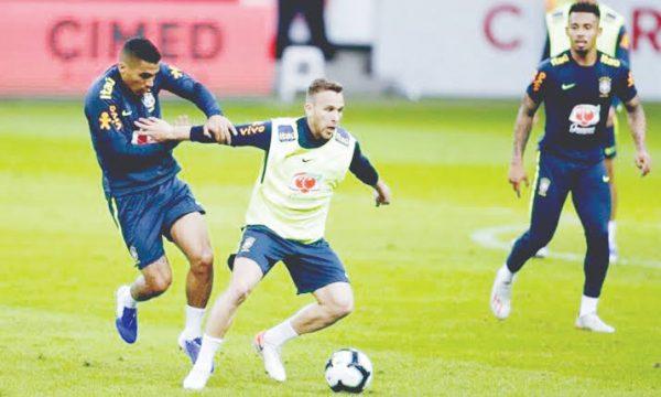 مشاهدة مباراة البرازيل وبوليفيا بث مباشر 15-6-2019