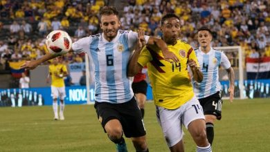 تعرف علي موعد مباراة الأرجنتين ضد كولومبيا والتشكيل المتوقع بكوبا أمريكا