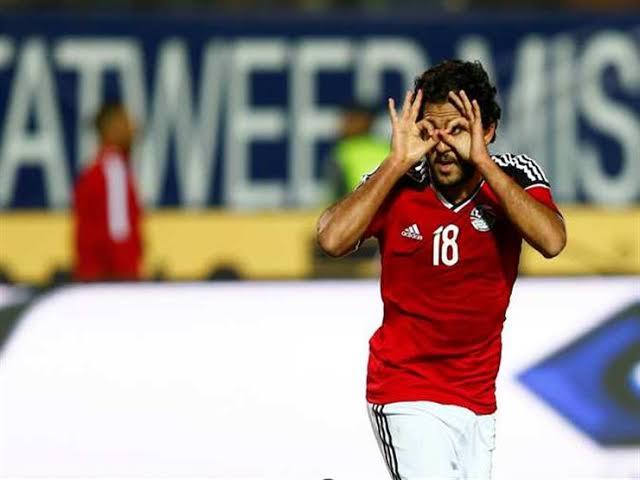 شاهد هدف مروان محسن مع منتخب مصر اليوم