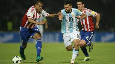 مشاهدة مباراة الأرجنتين وباراجواي بث مباشر 20-6-2019