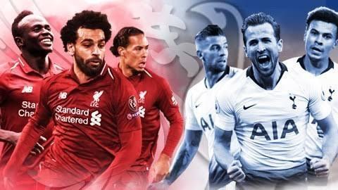 ليفربول وتوتنهام .. تشكيل الفريقين بدوري أبطال أوروبا