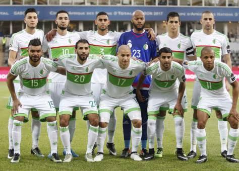 الجزائر ضد كينيا.. تشكيل الفريقين بكأس الأمم الأفريقية