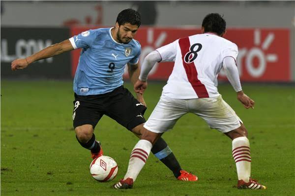 مشاهدة مباراة أوروجواي وبيرو بث مباشر 29-6-2019