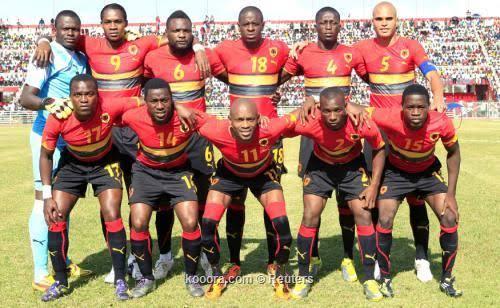 تاريخ مشاركات منتخب أنجولا في كأس الأمم الأفريقية