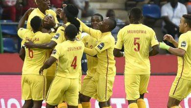 مشاهدة مباراة زيمبابوي والكونغو الديمقراطية بث مباشر 30-6-2019