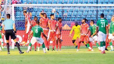 مشاهدة مباراة بوروندي وغينيا بث مباشر 30-6-2019