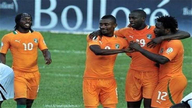 ملخص ونتيجة مباراة زامبيا ضد كوت ديفوار الودية