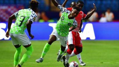 Photo of أمم أفريقيا 2019 .. ملخص وأهداف مباراة نيجيريا ضد بوروندي
