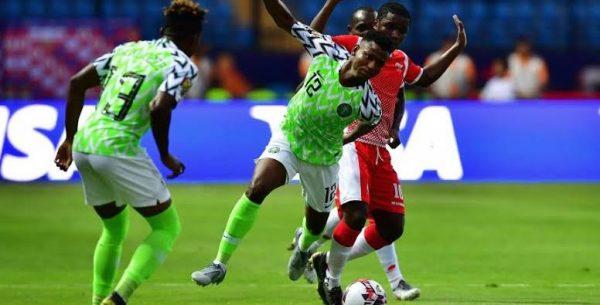 ملخص وأهداف مباراة نيجيريا ضد بوروندي
