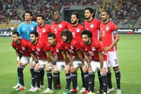أمم أفريقيا 2019.. قائمة منتخب مصر النهائية للكان