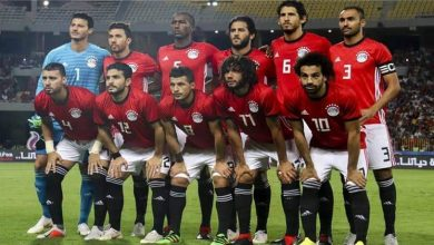 جدول مباريات منتخب مصر