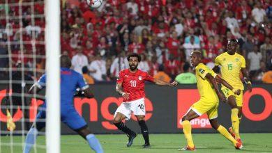 ملخص ونتيجة مباراة مصر ضد زيمبابوي بأمم أفريقيا 2019