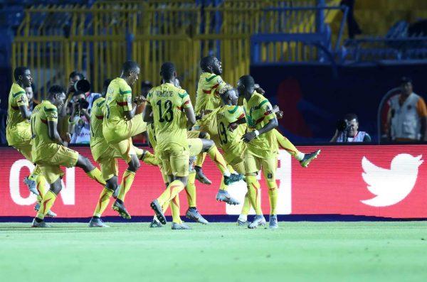 ملخص ونتيجة مباراة مالي ضد موريتانيا بكأس الأمم الأفريقية