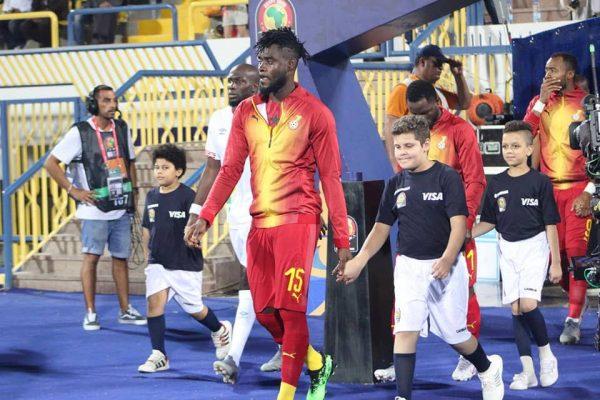 ملخص ونتيجة مباراة بنين ضد غينيا بيساو بأمم افريقيا