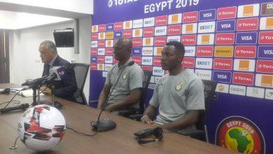 Photo of أمم أفريقيا 2019… مدرب غانا : نحترم الكاميرون ولن نتازل عن الكان