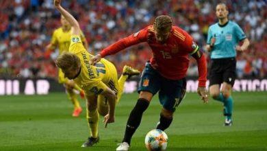 تصفيات يورو 2020 .. اسبانيا تضم 23 لاعباً لمباراتي رومانيا وجزر فارور