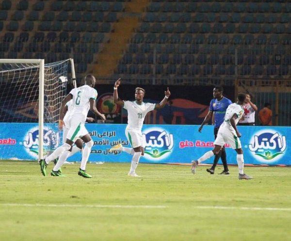 ملخص وأهداف مباراة السنغال ضد تنزانيا في أمم أفريقيا 2019