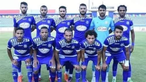 نادي أسوان يوافق على إنتقال عباس مصطفي الي فريق المنيا