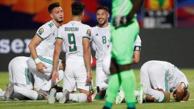 Photo of نتيجة وأهداف مباراة الجزائر ضد كينيا بكأس الأمم الأفريقية