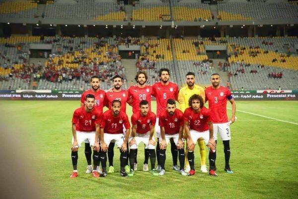 تشكيل منتخب مصر ضد زيمبابوى بأمم أفريقيا 2019